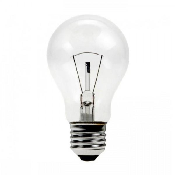 Žiarovka čirá TES-LAMP otrasuvzdorná 100W A55 240V E27, 1360lm