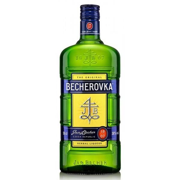 BECHEROVKA 38% 0,5L