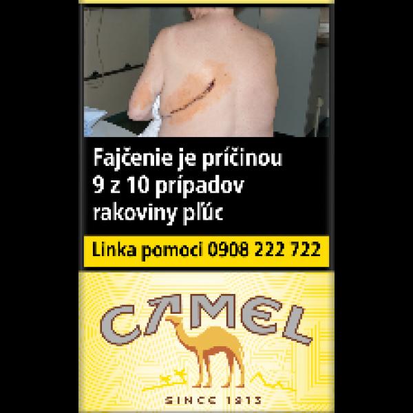 Camel cigarety yellow soft 20ks