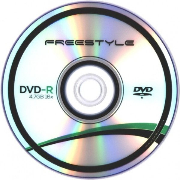 DVD-R Freestyle 4,7GB 16x