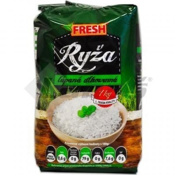 Fresh ryža dlhozrnná 1kg
