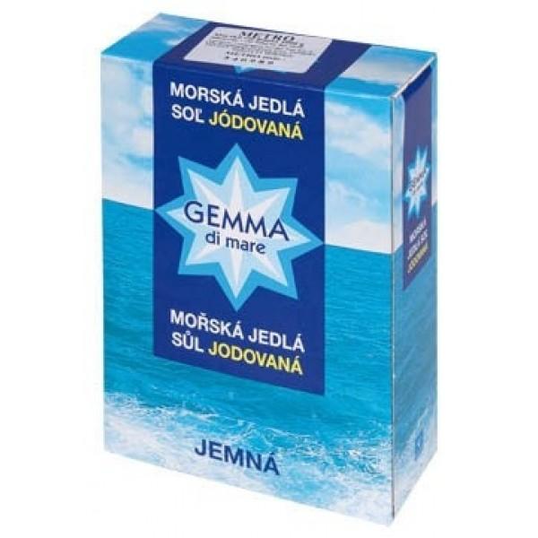 Gemma di mare soľ morská jemná 1x1 kg