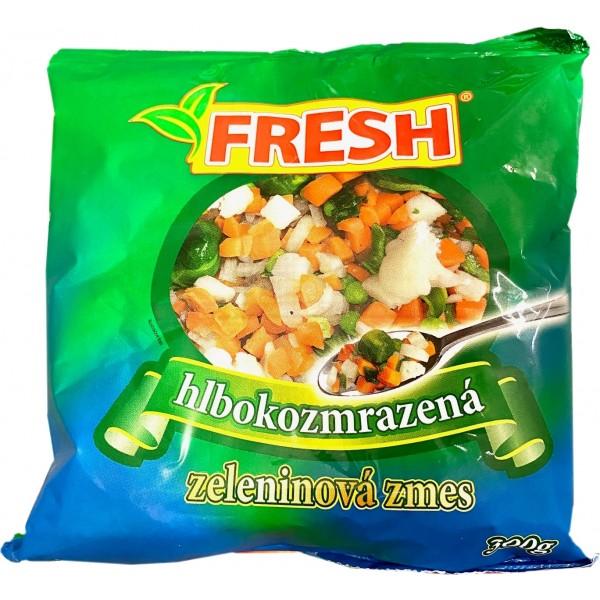 FRESH-Hlbokomrazená zeleninová zmes 300g