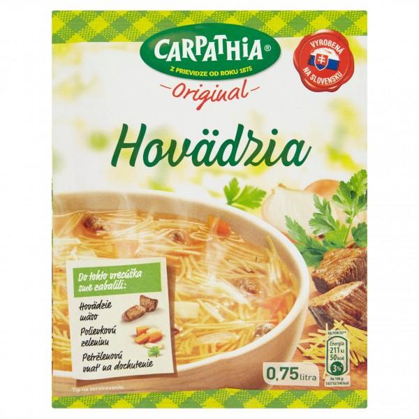 Hovädzia polievka Carpathia 44 g