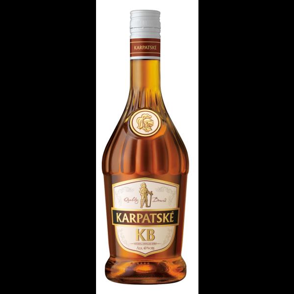 Karpatské Brandy 40% 0,70 L