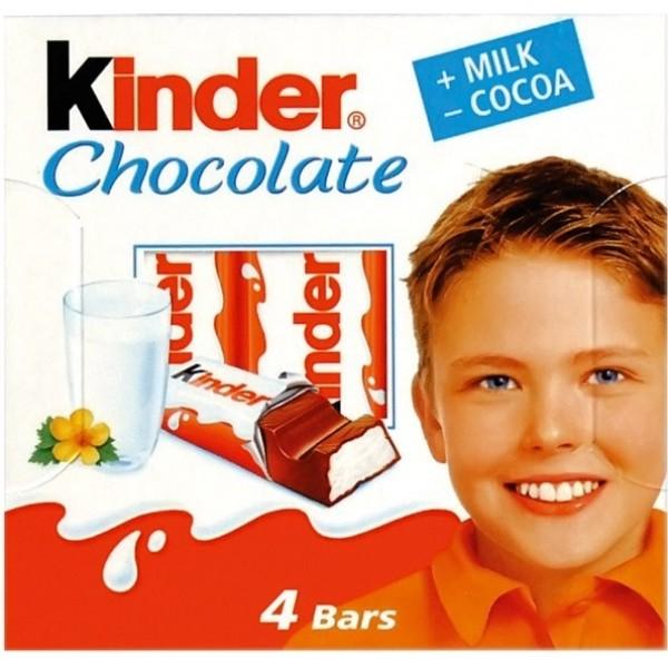 Kinder Čokoláda 50g