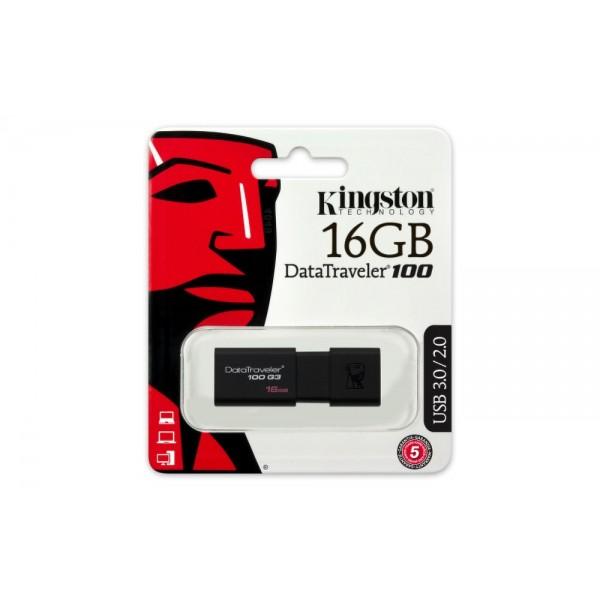 KINGSTON 16GB USB DT100 G3