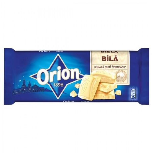 ORION Biela čokoláda 100 g
