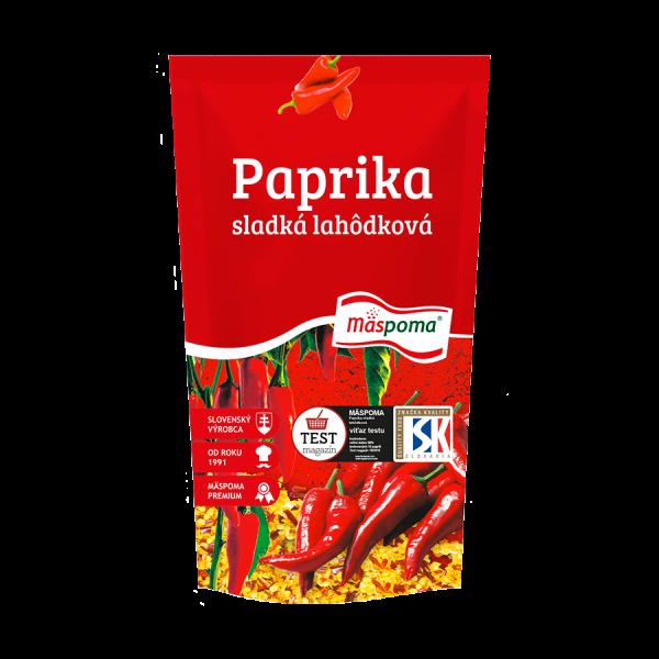 Paprika sladká lahôdková Mäspoma 100g