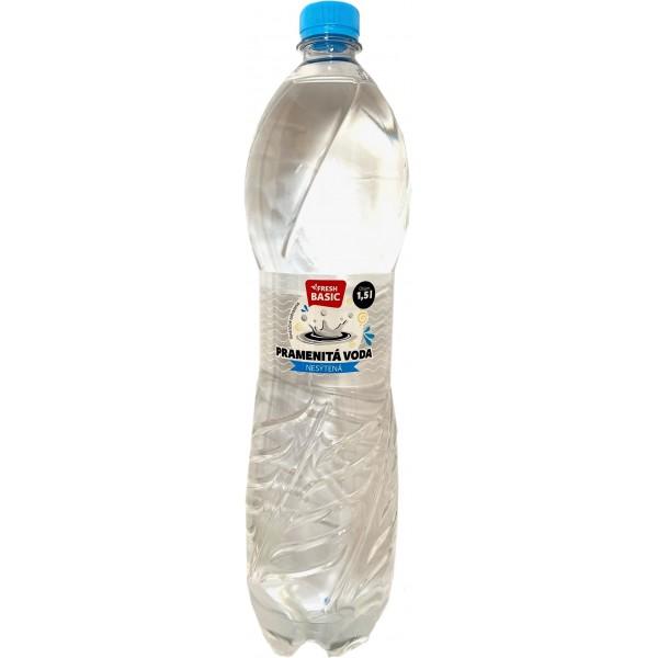 Pramenitá voda Fresh Nesýtená 1,5 l