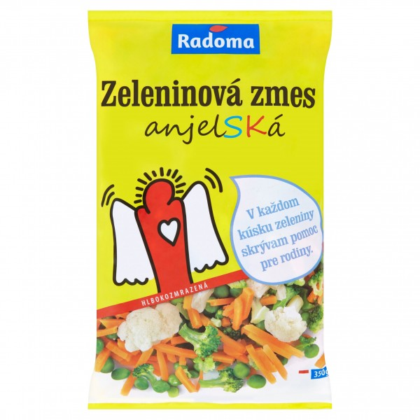 Radoma Zeleninová zmes anjelská 350 g