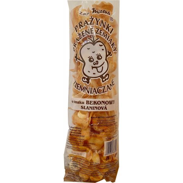 Snack s príchuťou slaniny 80 g