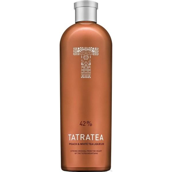 TATRATEA PEACH 42% 0,7L