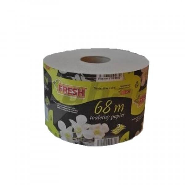 "Toaletný papier 68m ""FRESH"""
