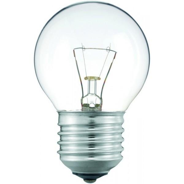 žiarovka 25W, E27, 2700K, 240V, iluminačná, číra (TES-LAMPS)
