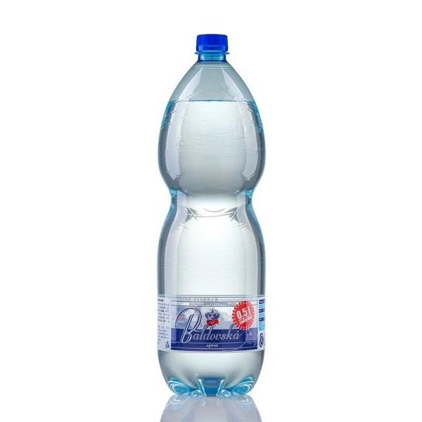 BALDOVSKÁ voda minerálna sýtená 2l