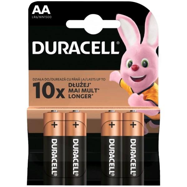 Batérie Duracell  LR6 AA 1 ks