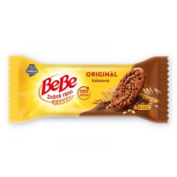 BE BE dobré ráno sušienky kakaové