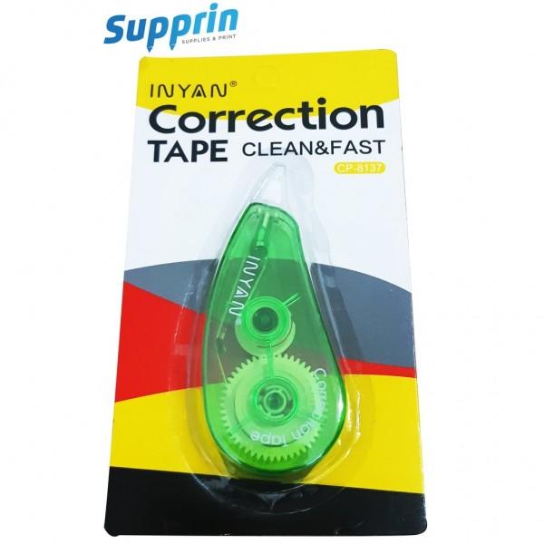 Korekčná páska (roller) , 5 mm INYAN