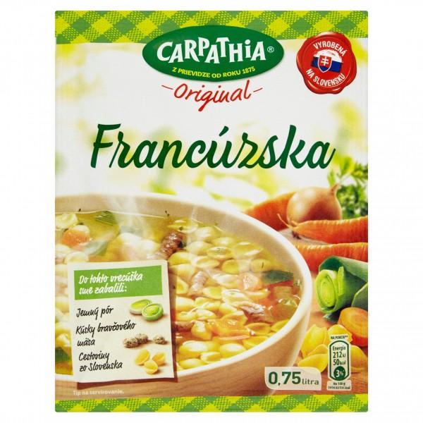 Francúzska polievka Carpathia 45 g