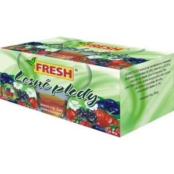 Čaj ovocný Fresh lesné plody 40g