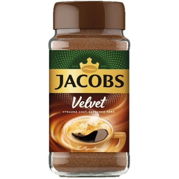 JACOBS VELVET káva instantná 200g