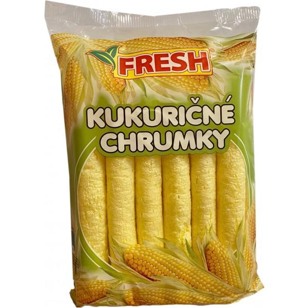 Kukuričné chrumky solené FRESH 45g