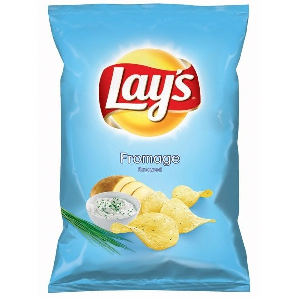 Lay's Chipsy formage 70 g