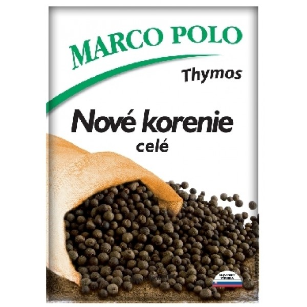 Marco Polo - Nove Korenie Cele 15 g