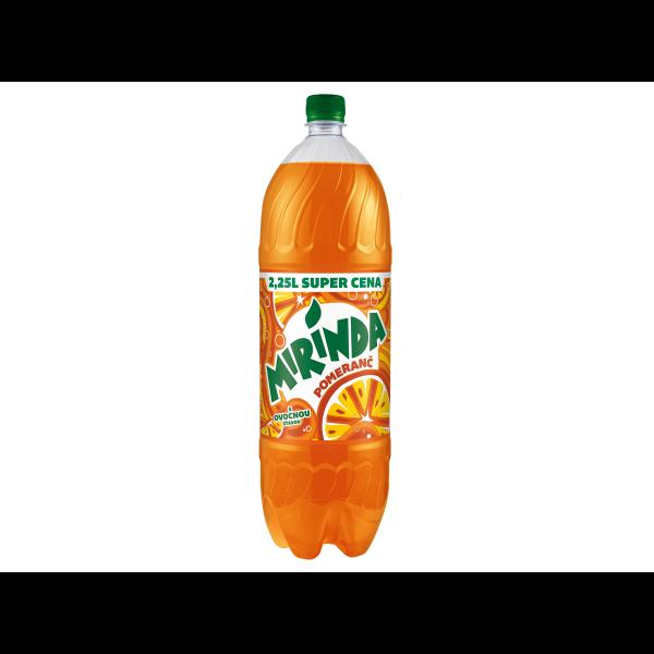 Mirinda orange limonáda 2,25 l