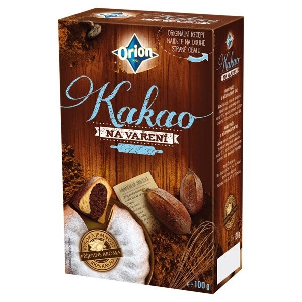 ORION kakao na varenie 100g