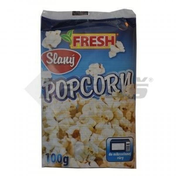 Popcorn Pukancová kukurica Solená Fresh 100g
