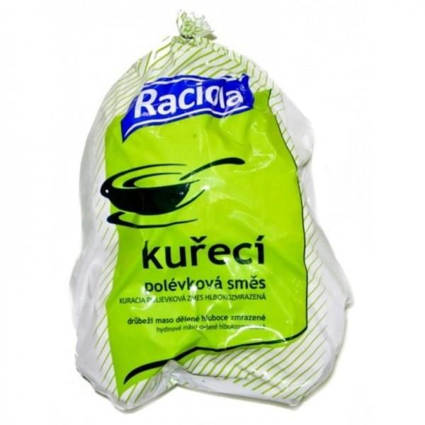 Raciola Kuracia polievková zmes mraz. 1 kg