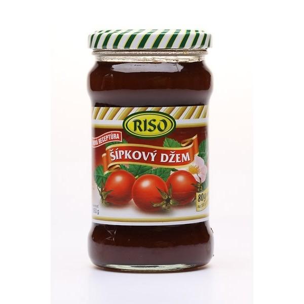 RISO Šípkový extra džem 350g
