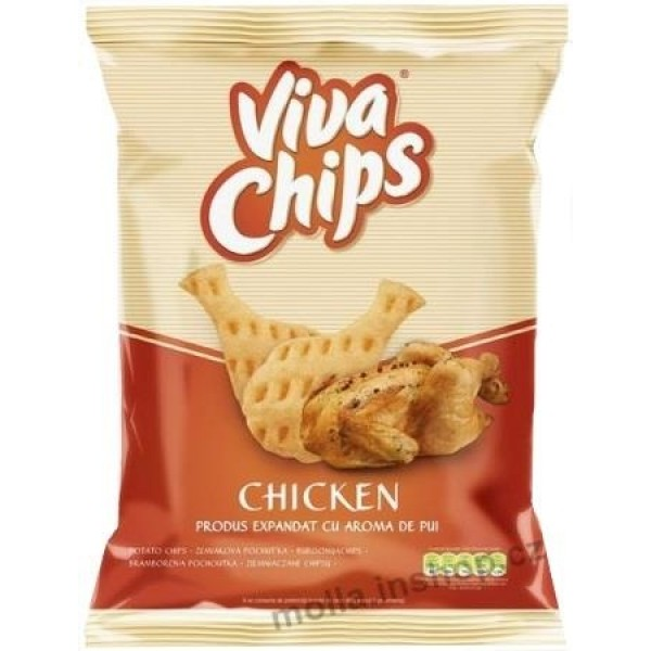 Viva Chips Chicken 50g